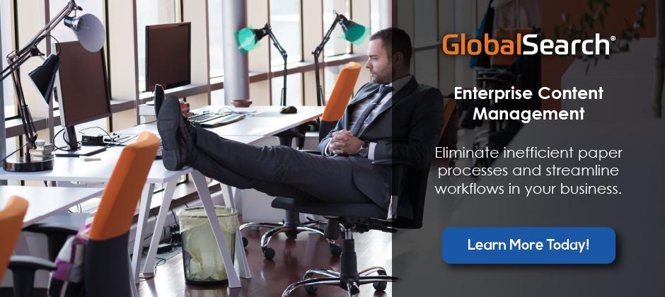Square 9's enterprise content management solution