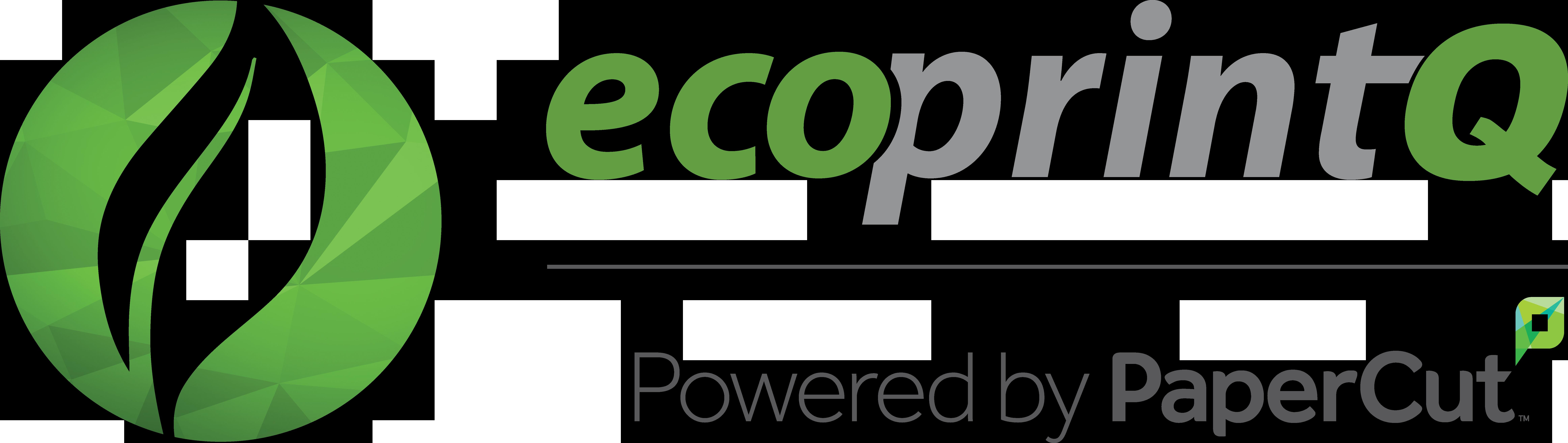 ecoprintQ Logo