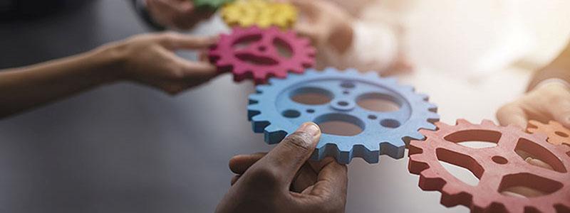Digital Solutions Integrate Like Gears